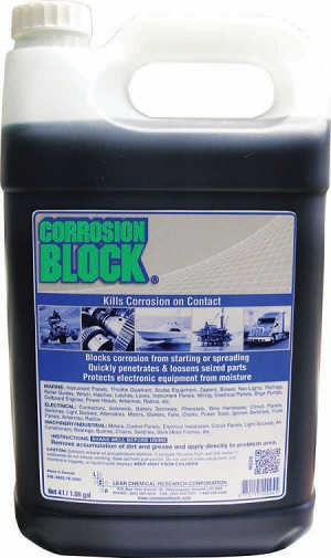 Corrosion Block 1.06 Gallon container