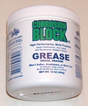 Corrosion Block 16 oz. Grease in a Tub