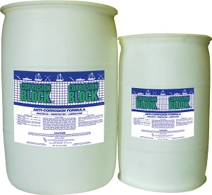 Corrosion Block 30 Gallon container-see shipping note below