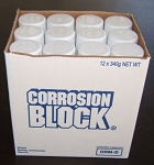 Corrosion Block Case (12 cans ) $12.49 per can